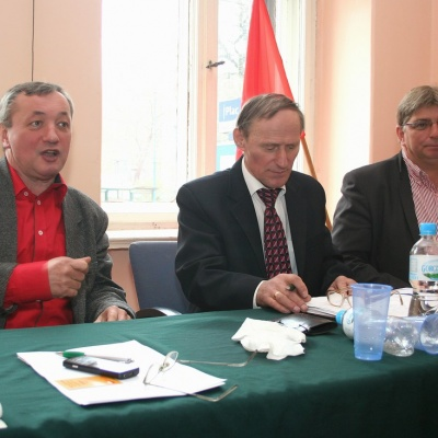 Konwencja SLD w Bytomiu