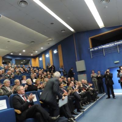 Prezentacja listy do Parlamentu Europejskiego